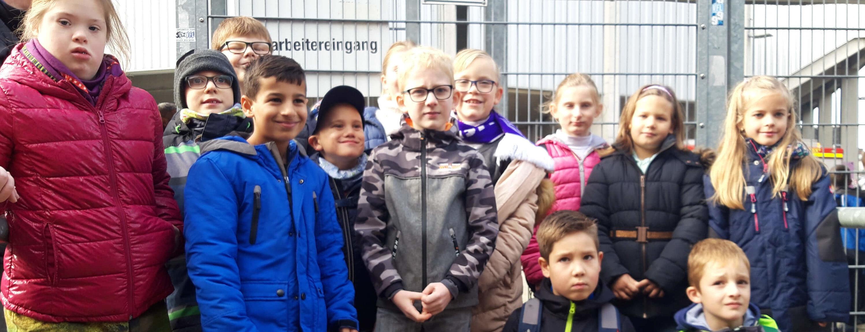#Einlaufkinder VfL Osnabrück