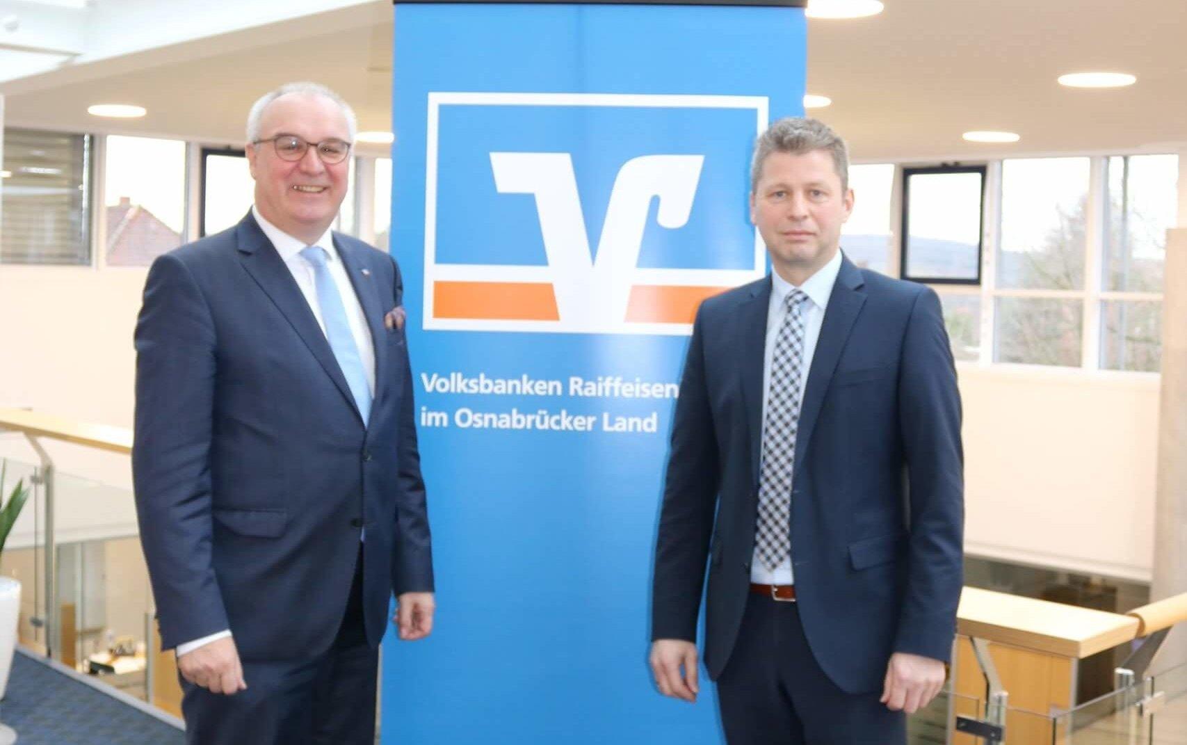 #Volksbank Raiffeisenbanken ziehen Bilanz 2019